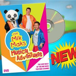 The Mik Maks DVD