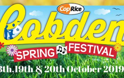 The Cobden Coprice Spring Festival