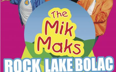 The Mik Maks ROCK Lake Bolac