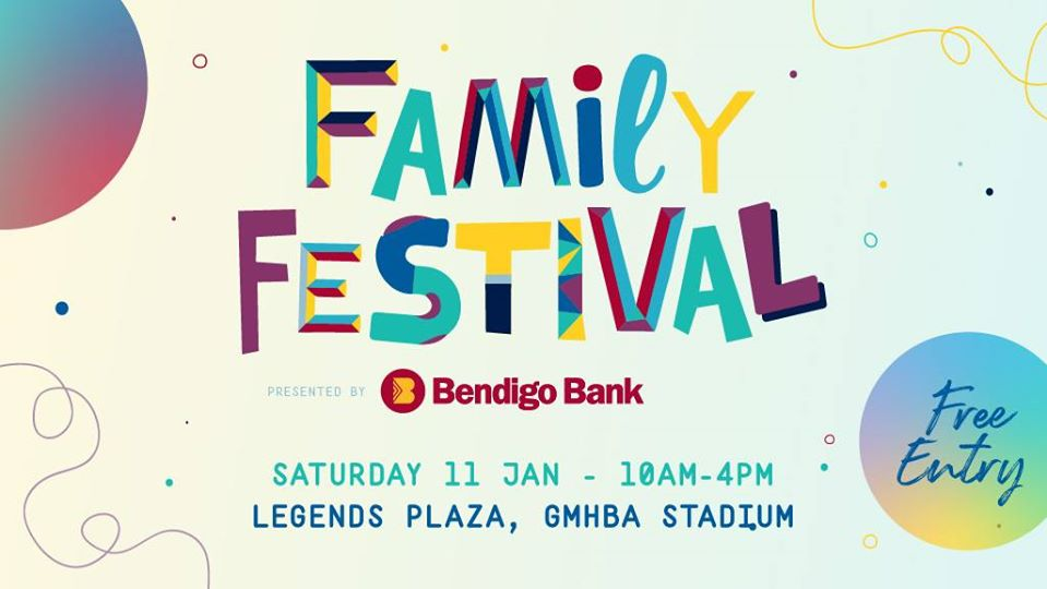 Geelong Cats Family Day