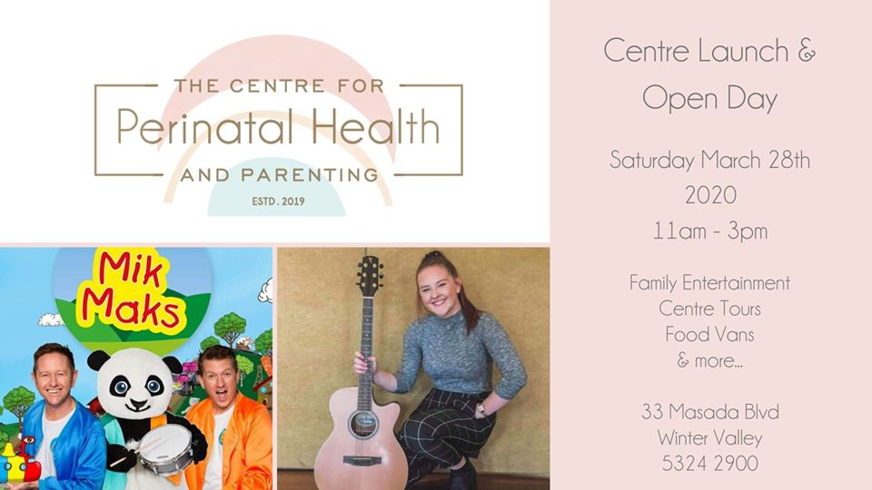 The Centre For Perinatal Health and Parenting