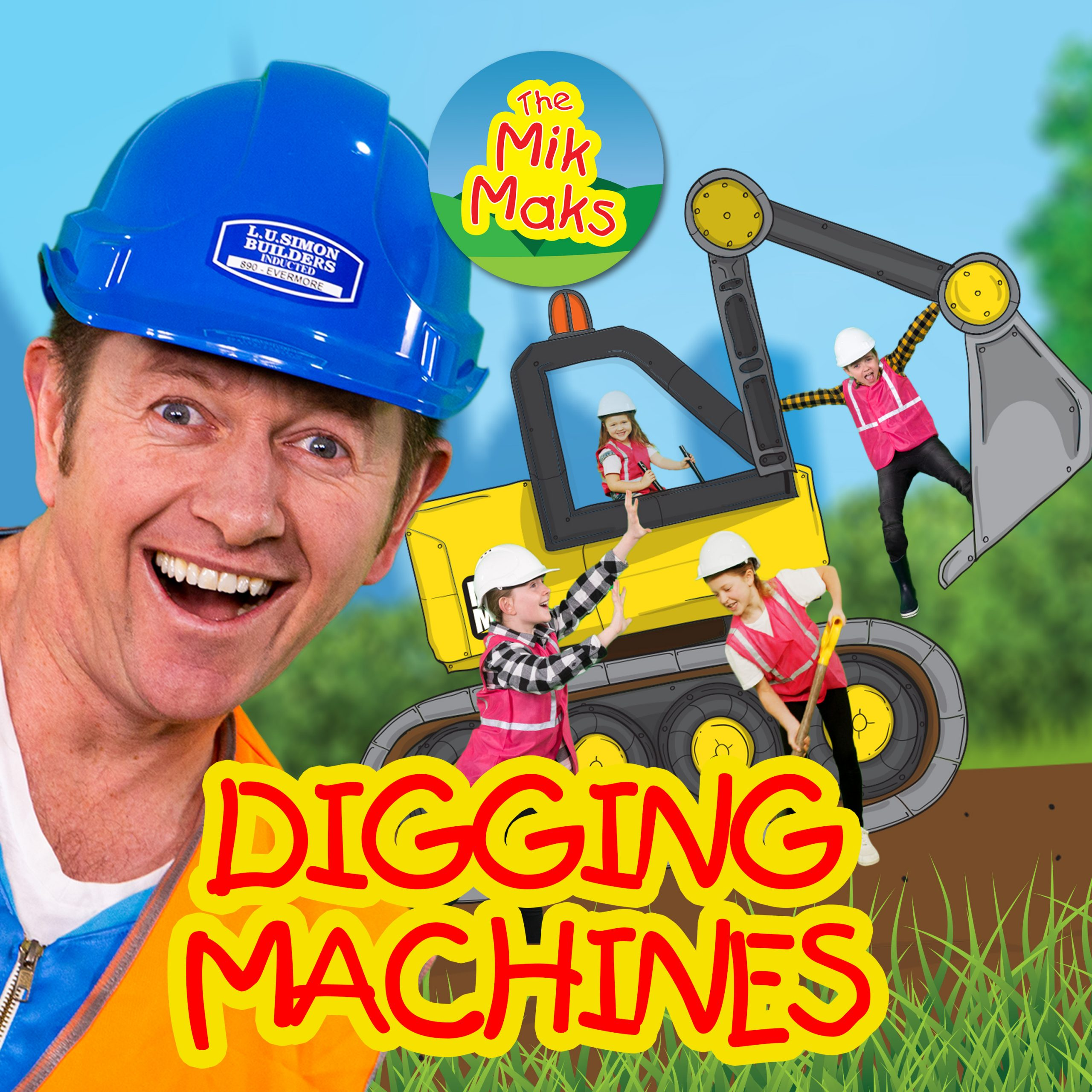 The Mik Maks Brand New Song Digging Machines