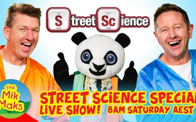 The Mik Maks and Street Science