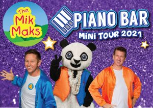 The Mik Maks at Piano Bar